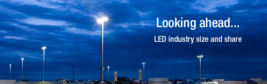 Global LED Lighting Market worth USD 42.5 Billion by 2020