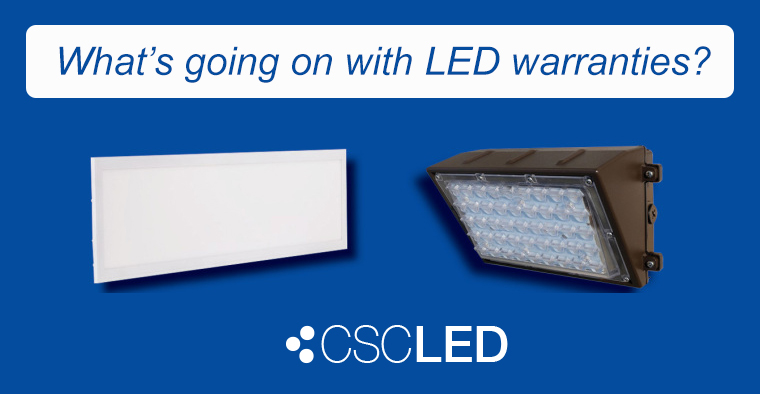 The Growing Practice of the Deceptive 10-year LED Warranty.